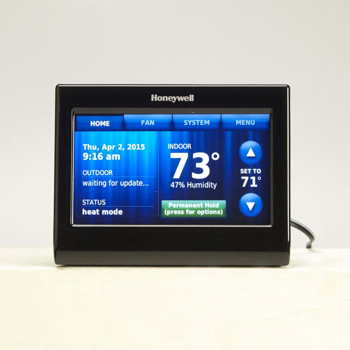Better Temperature Visibility and Controls