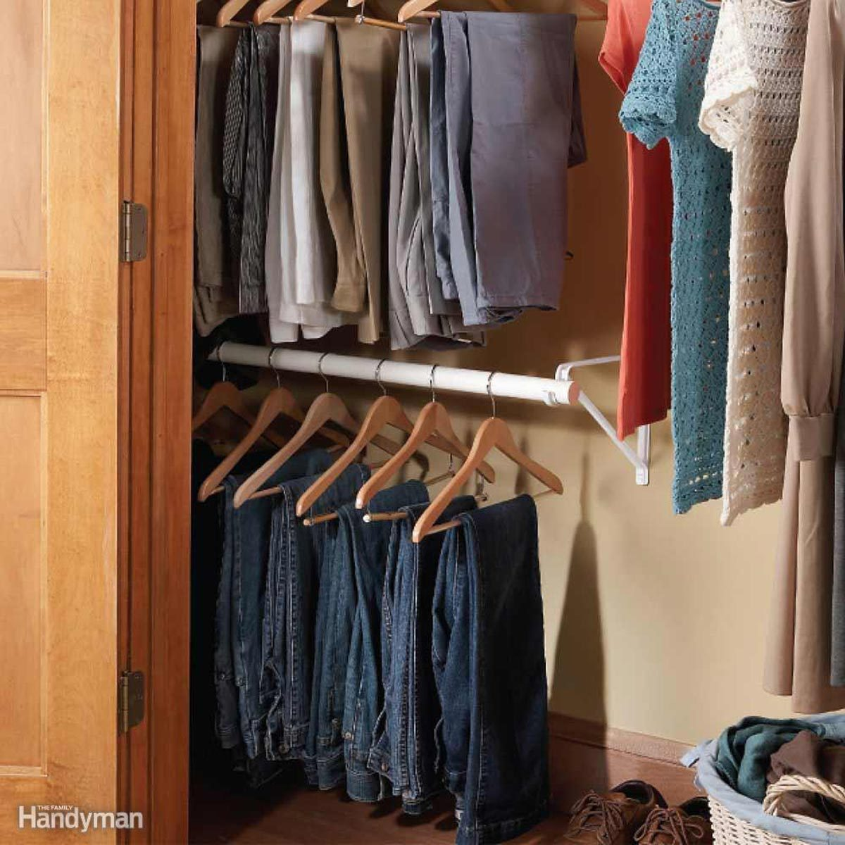 Best Way to Store Clothes: Folding Versus Hanging