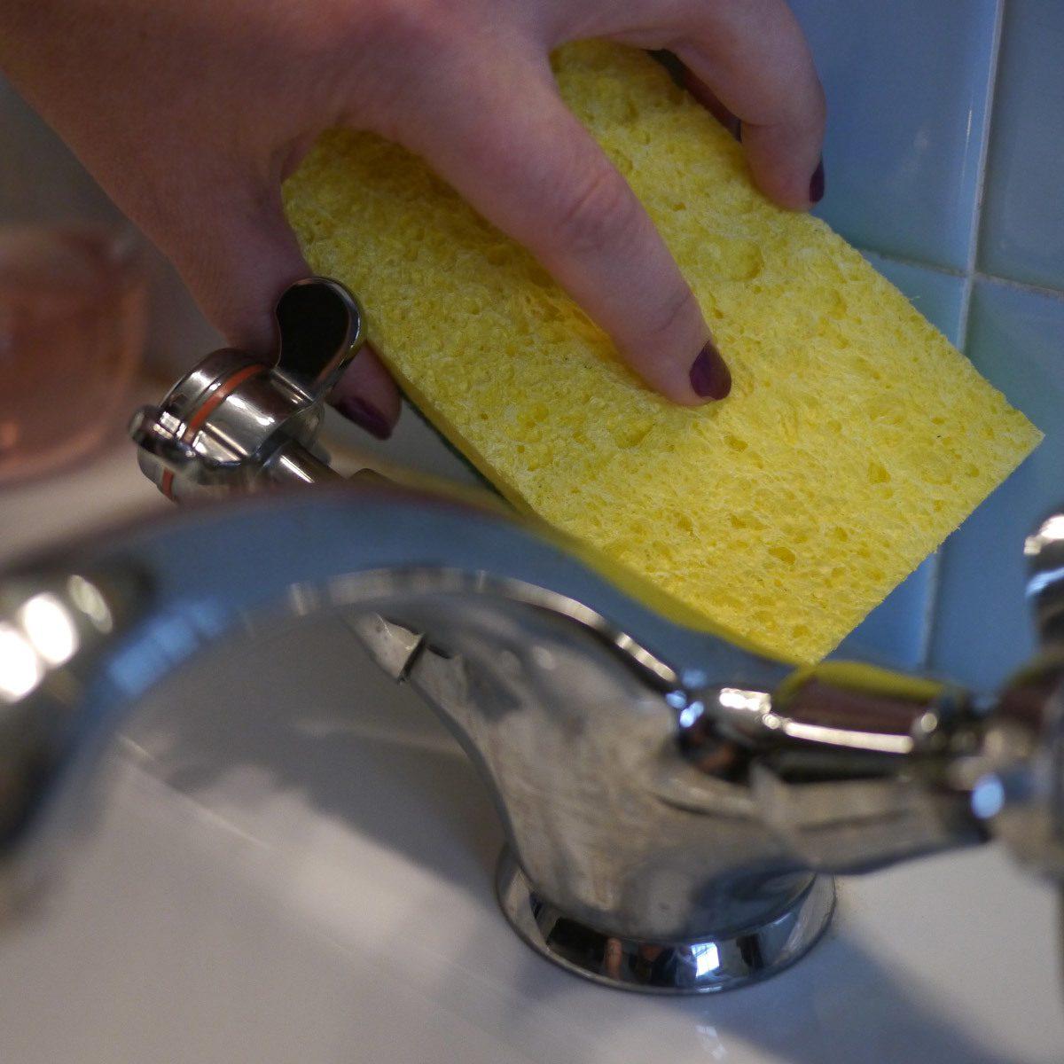 Get rid of soap scum