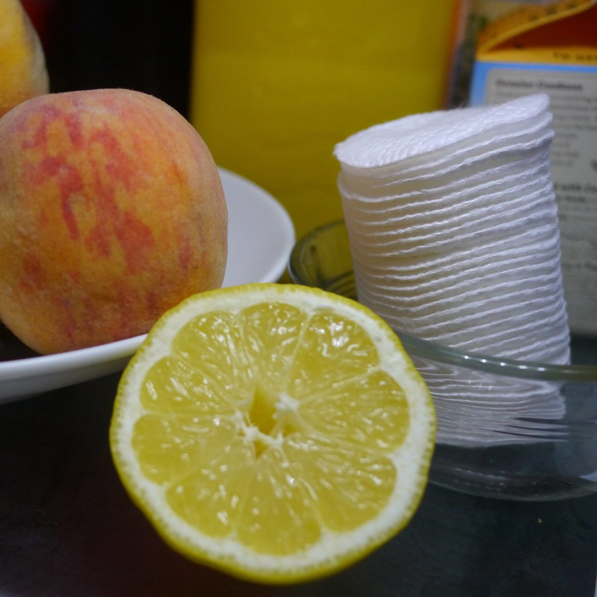 Remove refrigerator odors