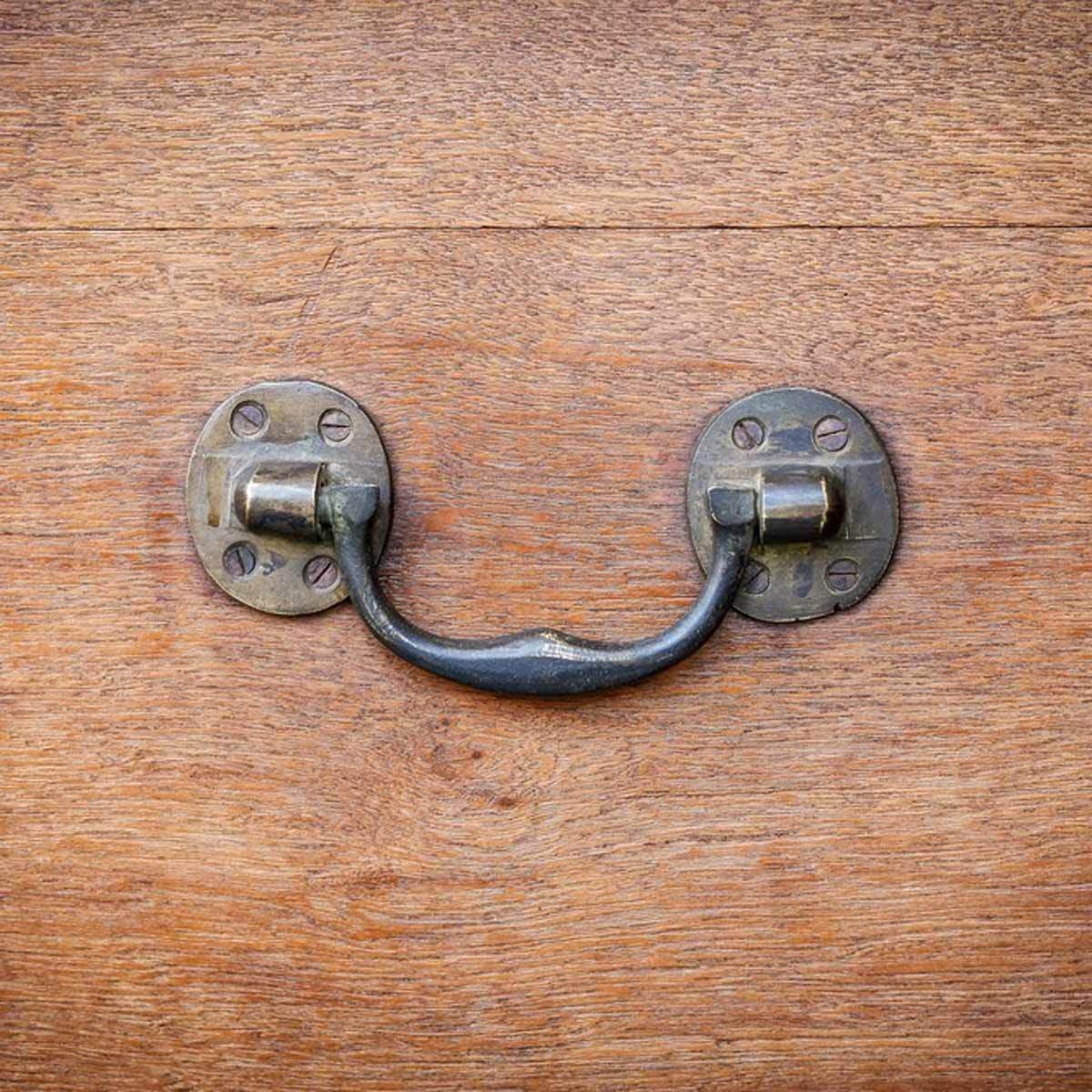 Dated: Old Cabinet Hardware