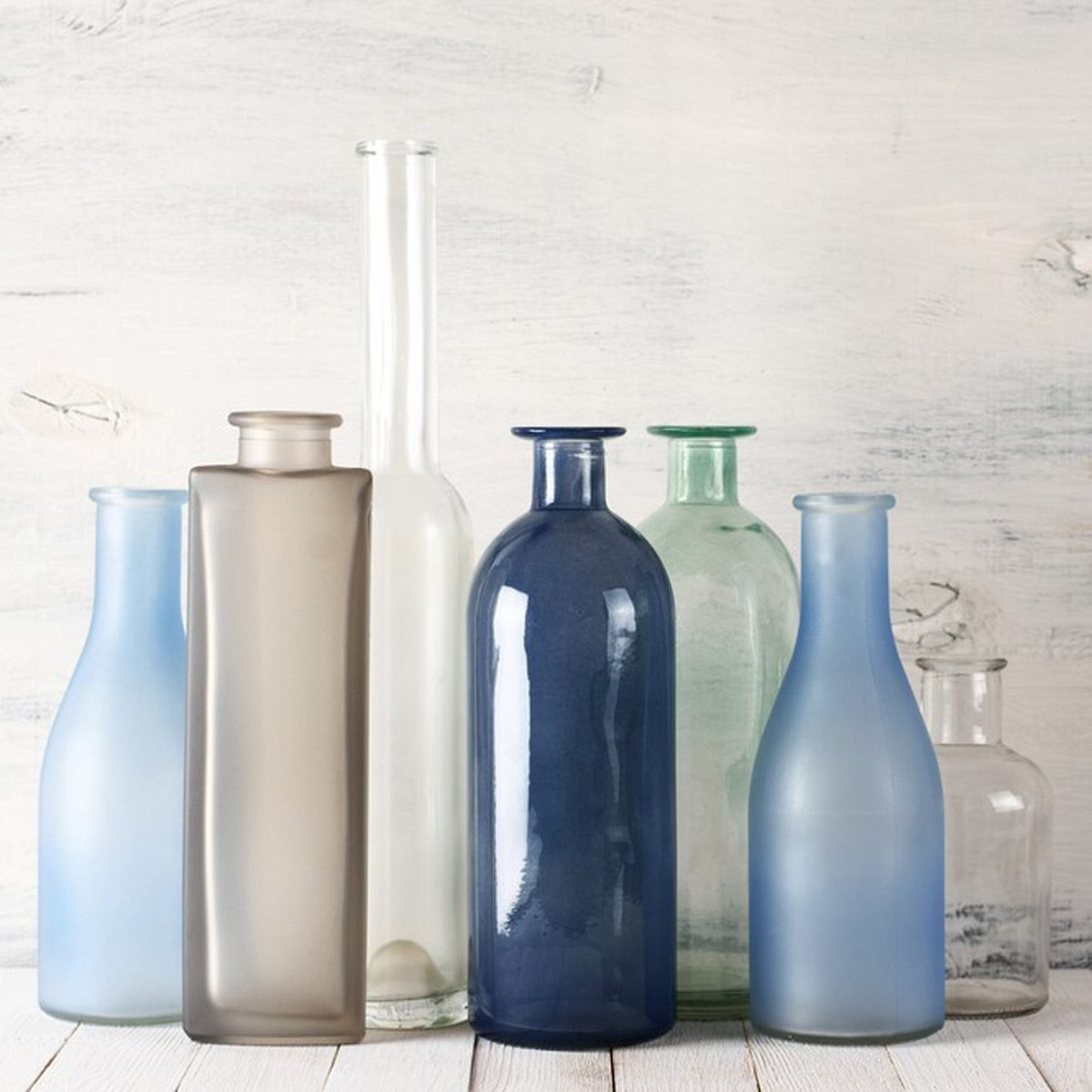 Mix-and-Match Glassware