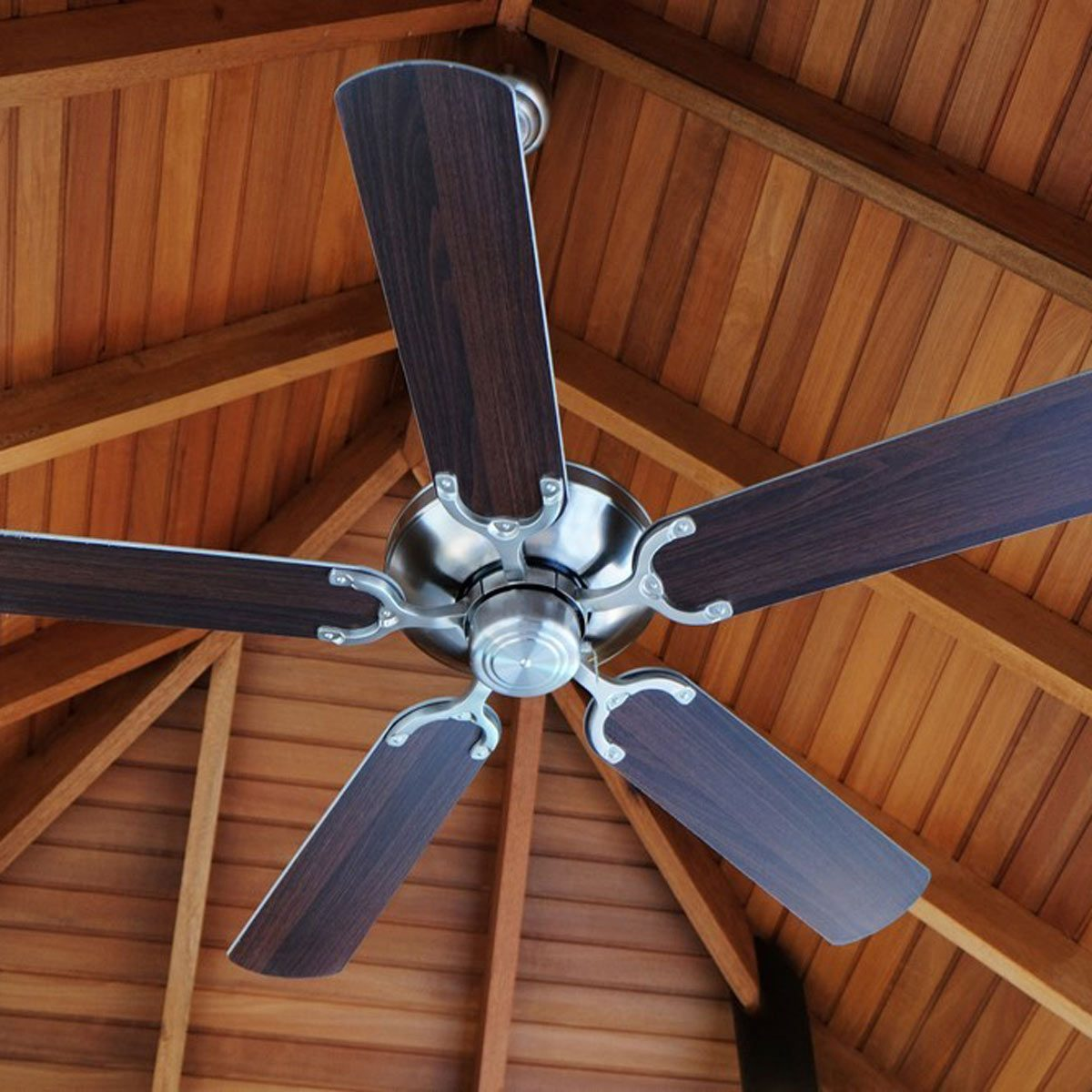 Fix a Wobbly Ceiling Fan