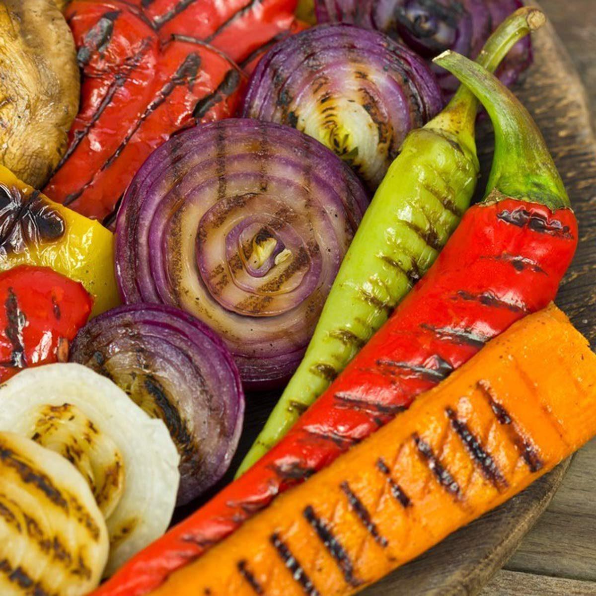 Make a Charred Vegetable Salad