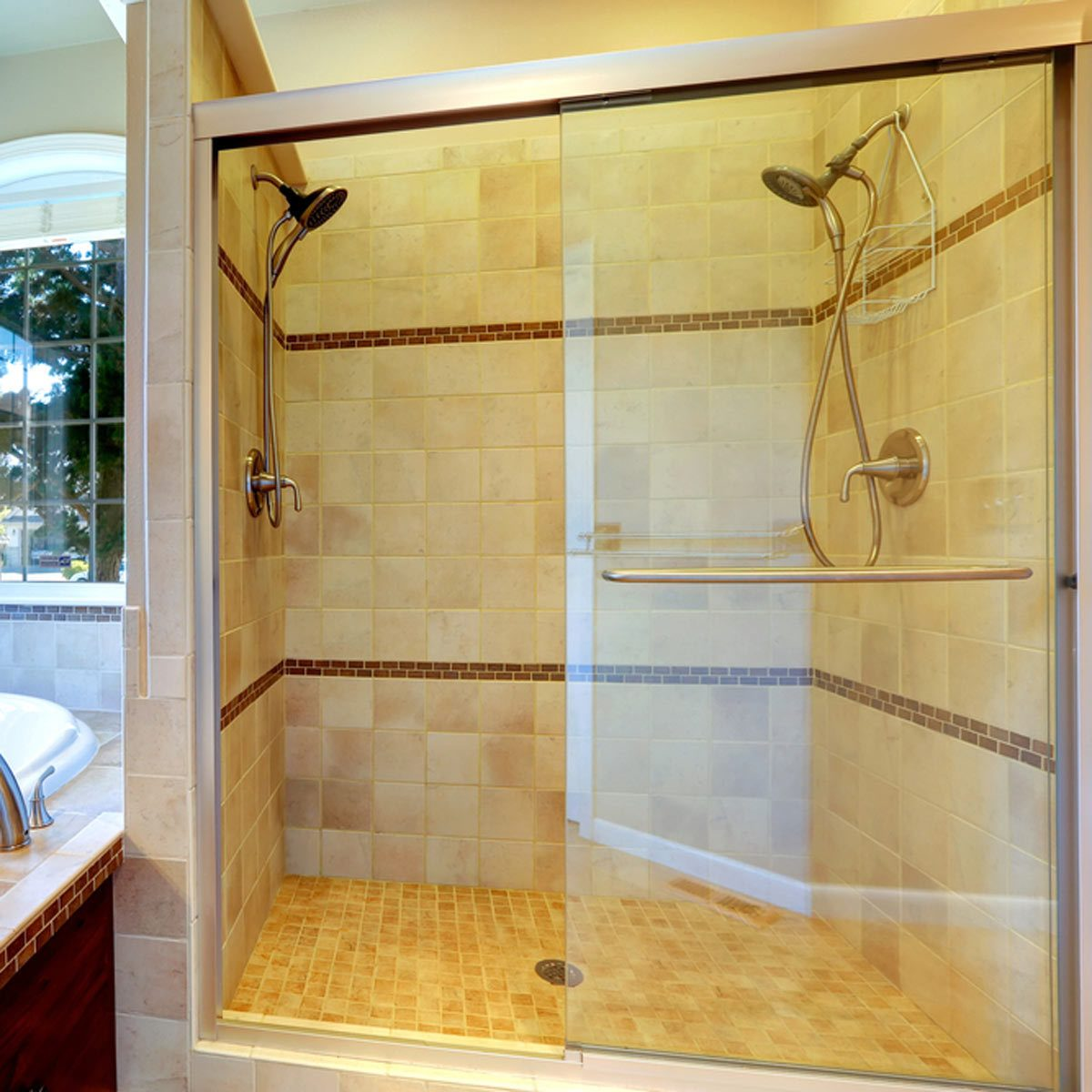 Shower Door Frames