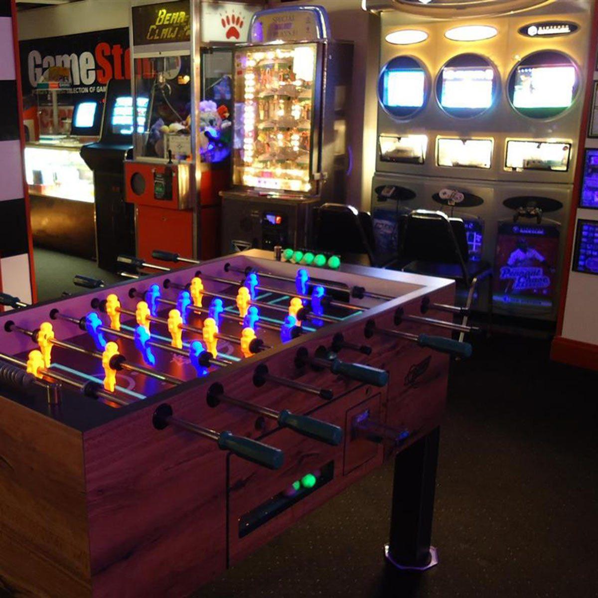 At-Home Arcade