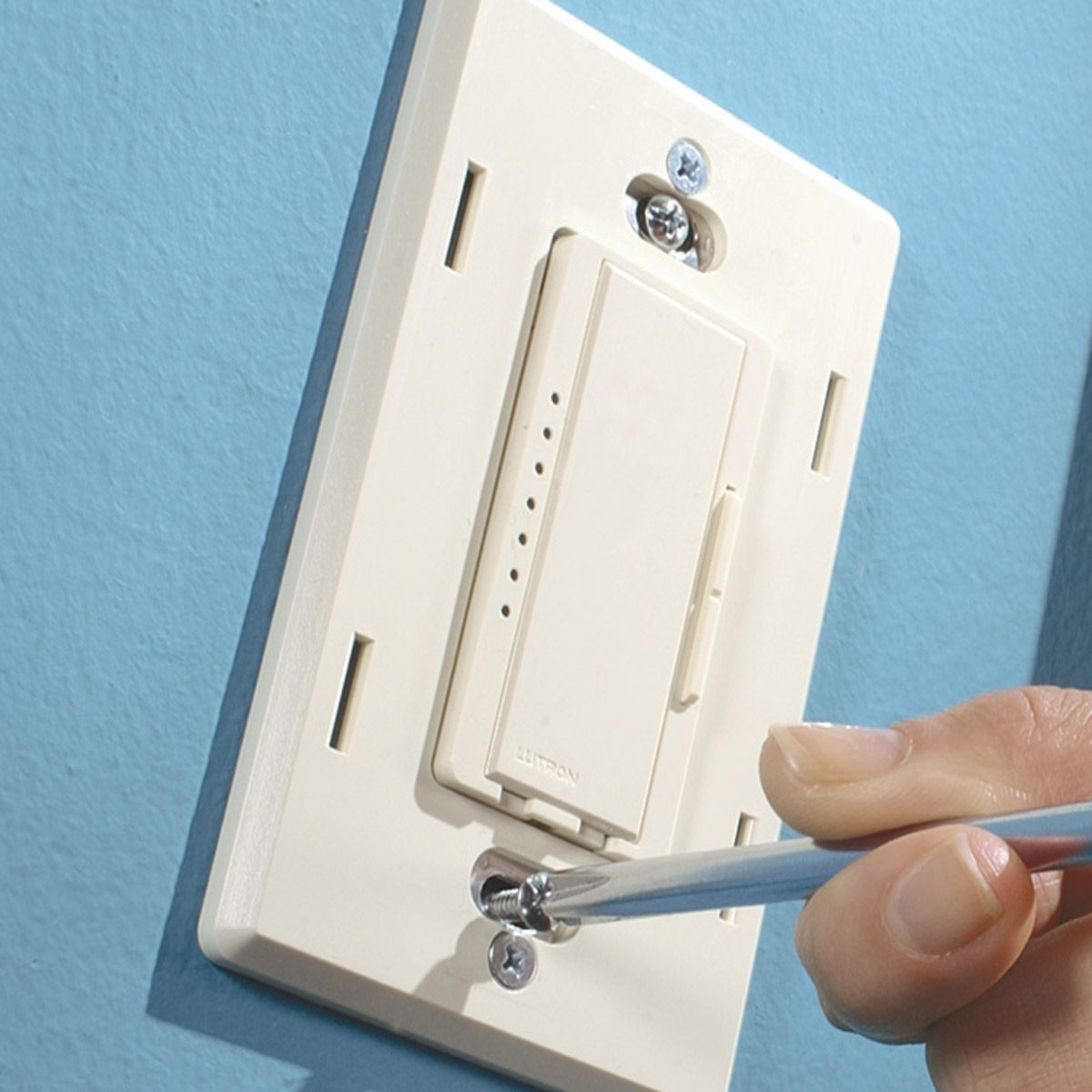 Add Dimmer Switches