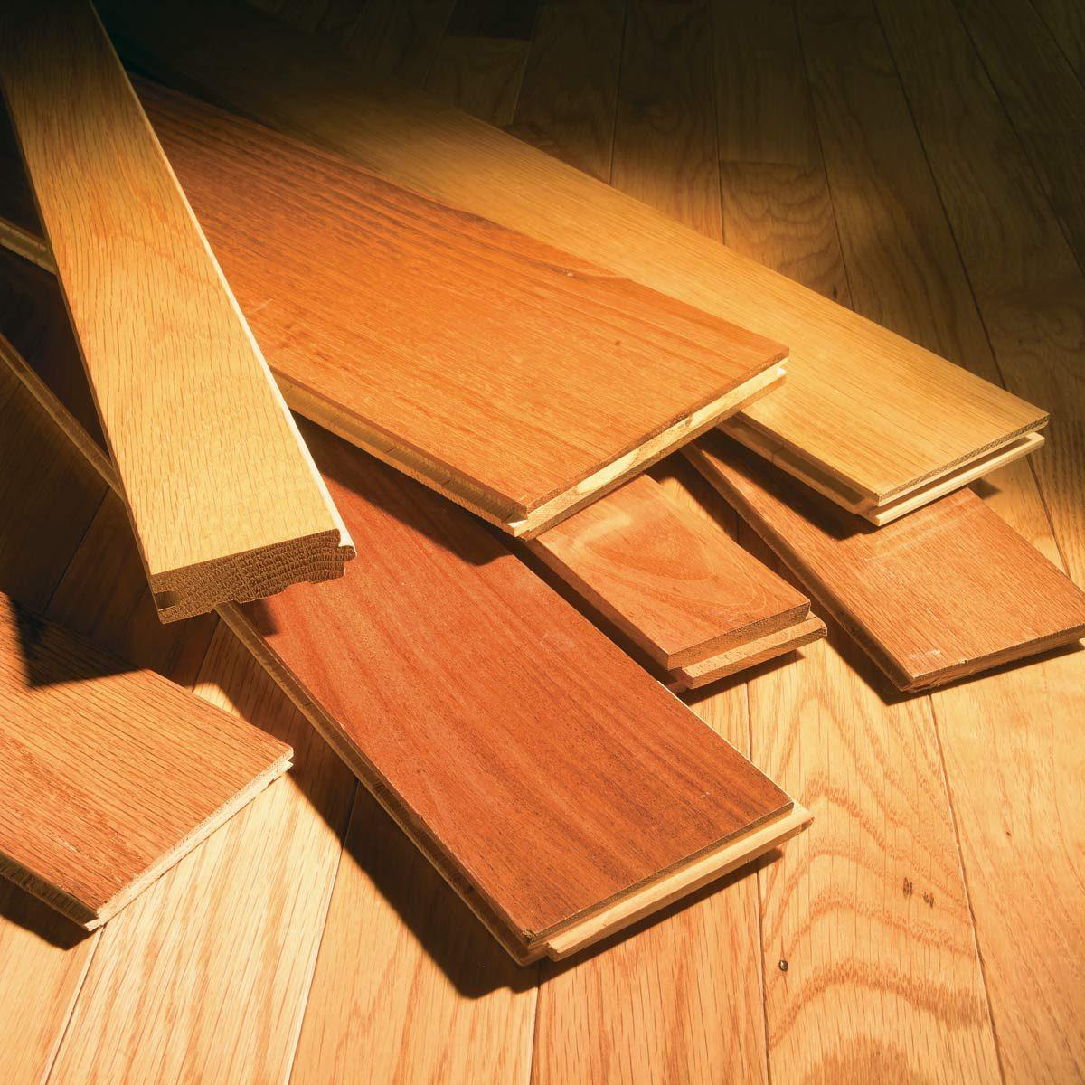 Identify Types of Wood