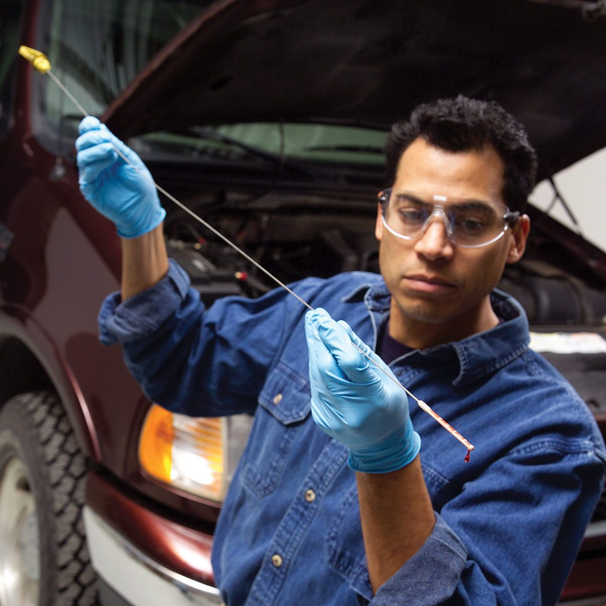 Get a Transmission Fluid Flush