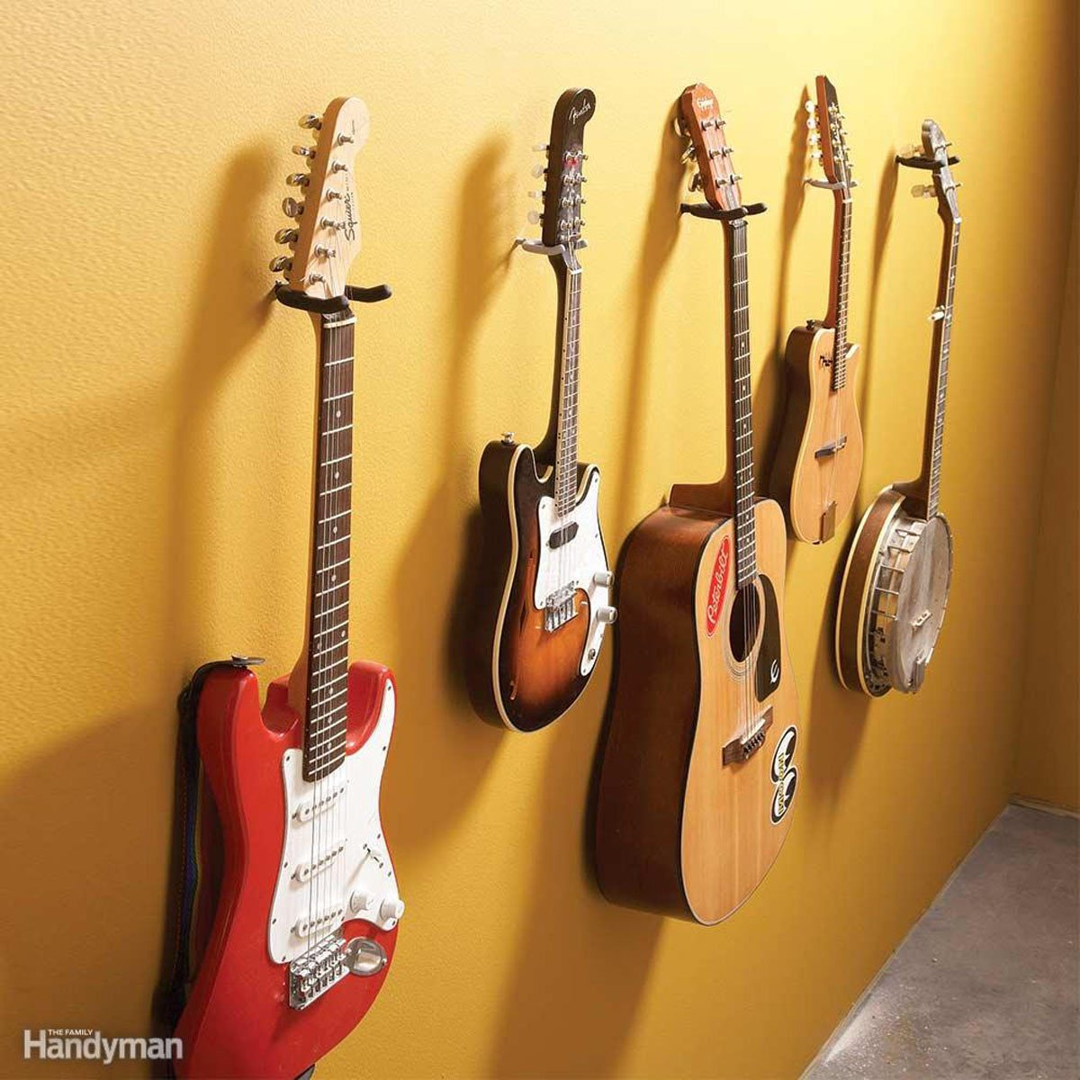 Musical Instrument Storage