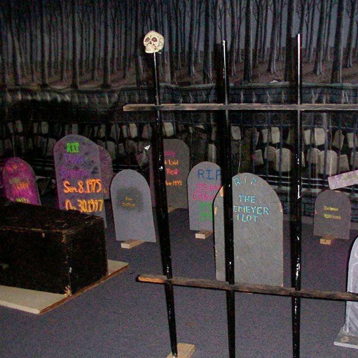 Build a Graveyard