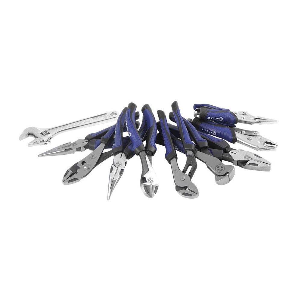 Kobalt 10-Piece Household Tool Set