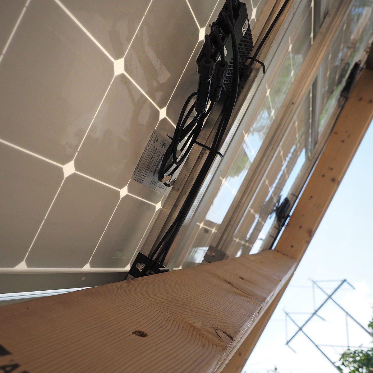Solar saves money