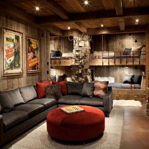 15 Awesome Man Cave Spaces for Watching the Big Game