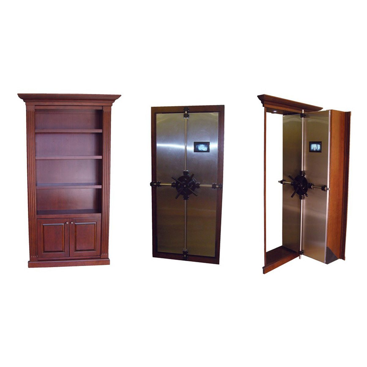 How to Hide a Door: High Security Room