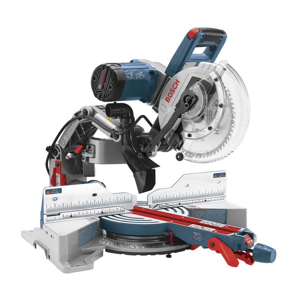 Bosch 10-in. 15-amp Sliding Compound Miter Saw
