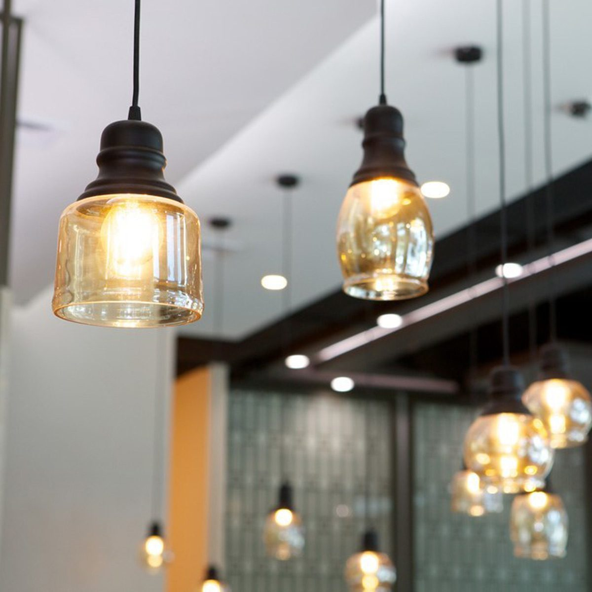Update: Modern Light Fixtures