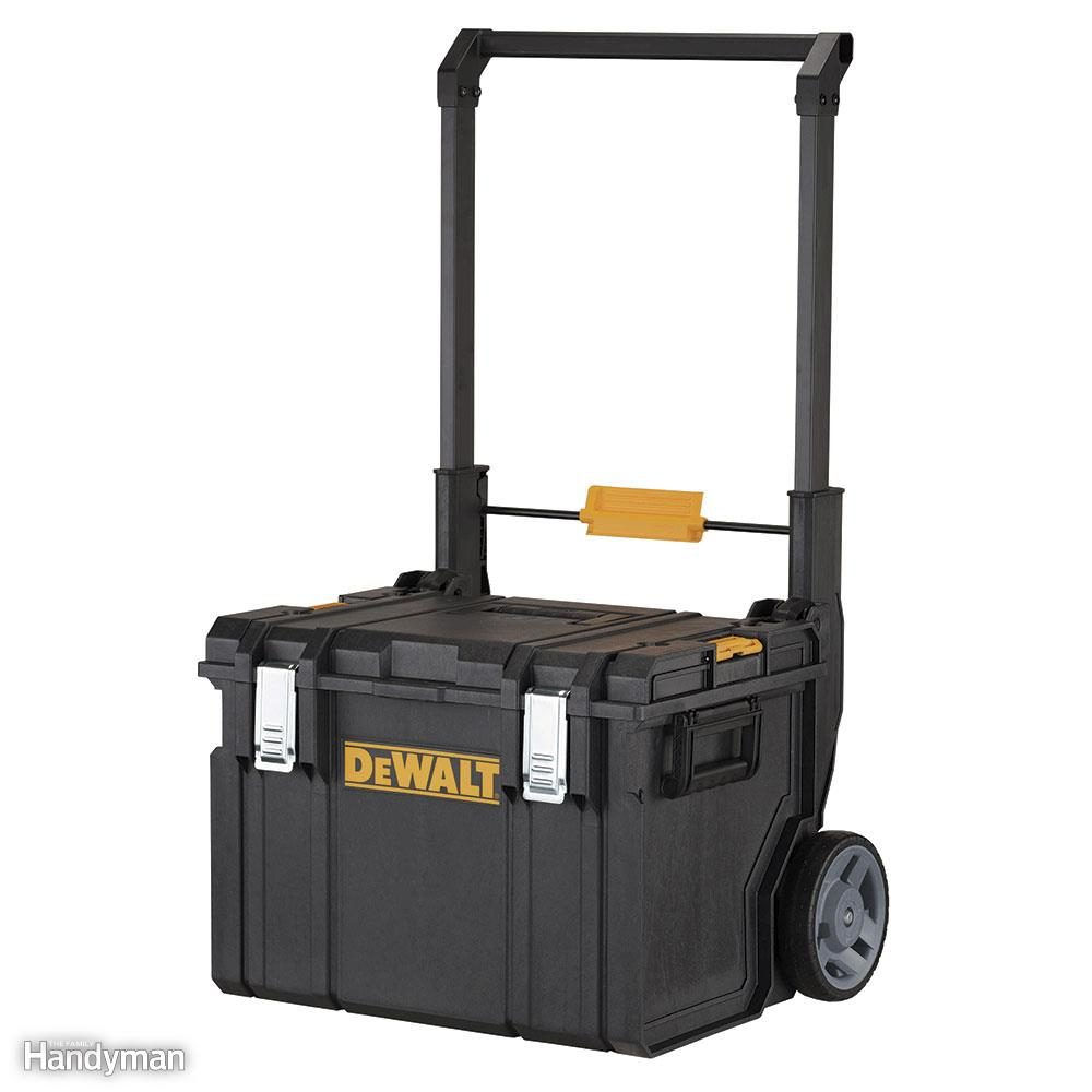 Mother's Day Gift Ideas: DeWalt ToughSystem DS450 Mobile Storage