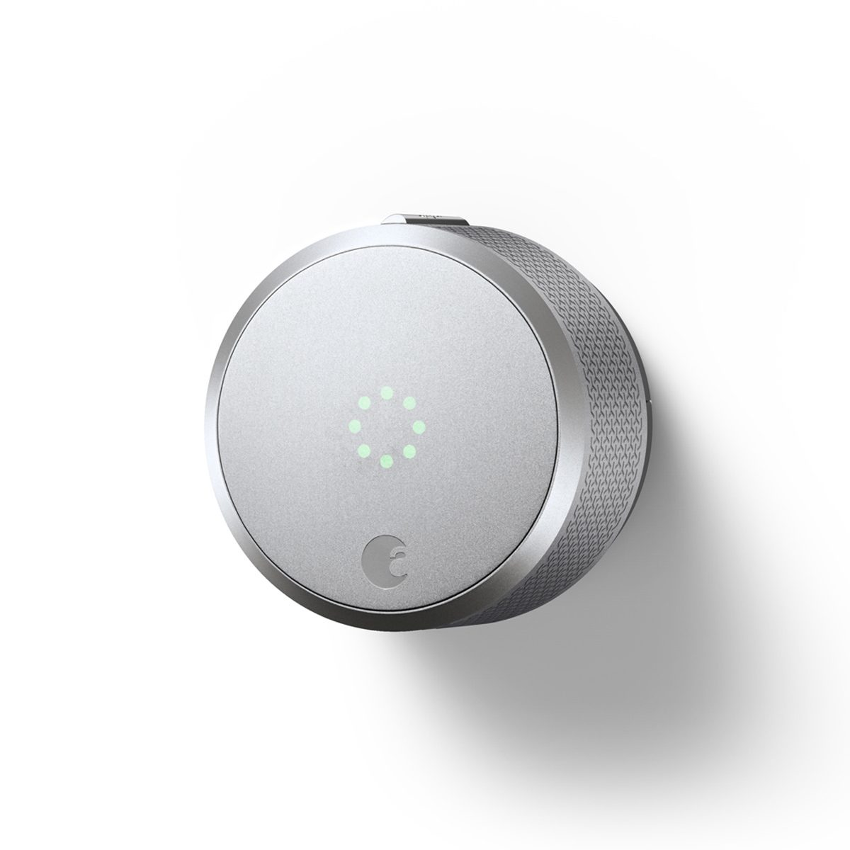 The August Smart Lock Pro Is a a Discrete Smart Lock