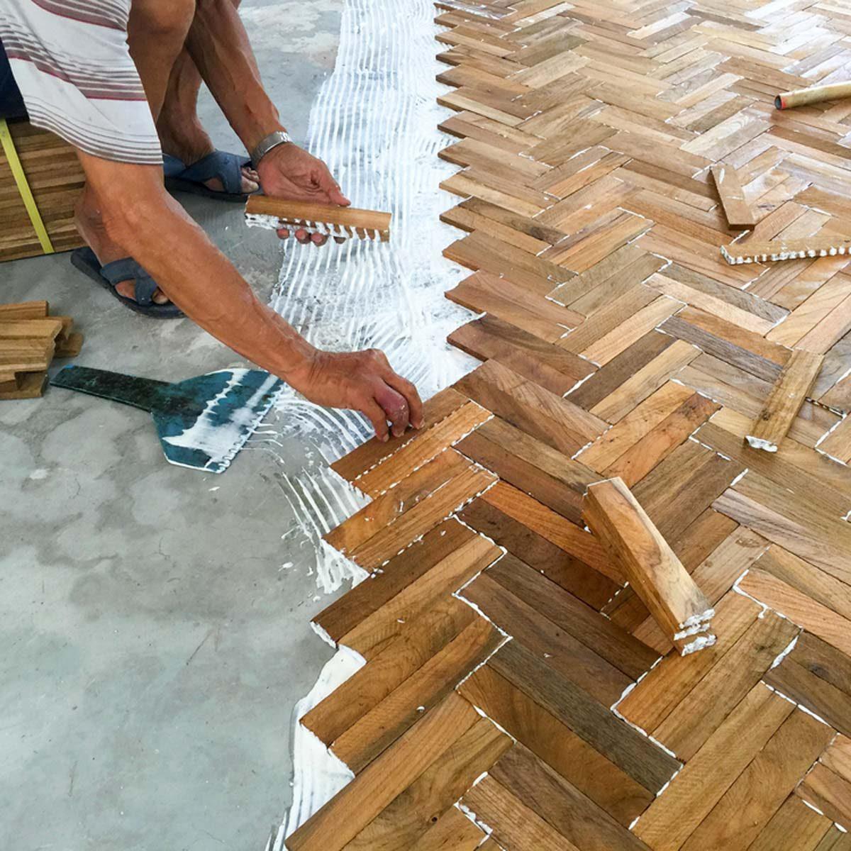 Wood Floor Trends: Parquet Hardwood