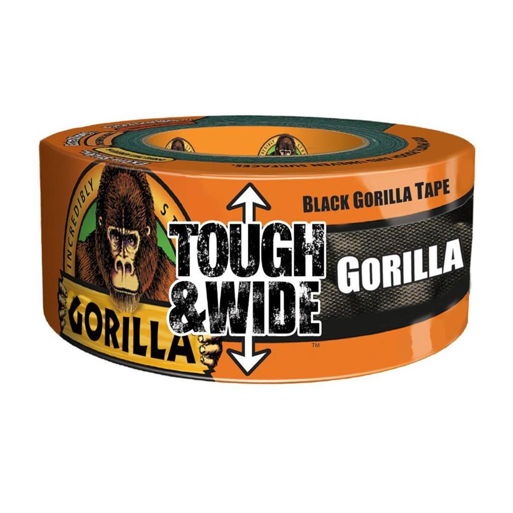 Gorilla Tough and Wide Duct Tape