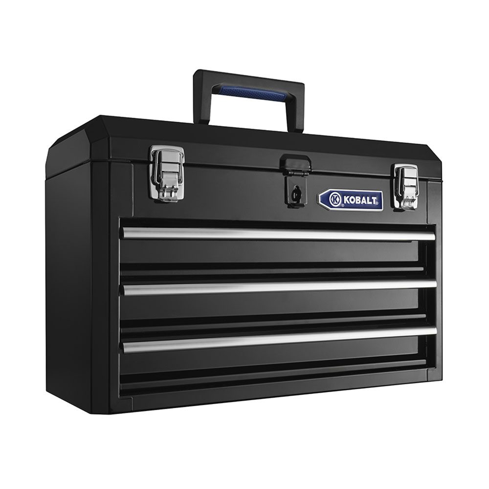 A Toolbox with Drawers