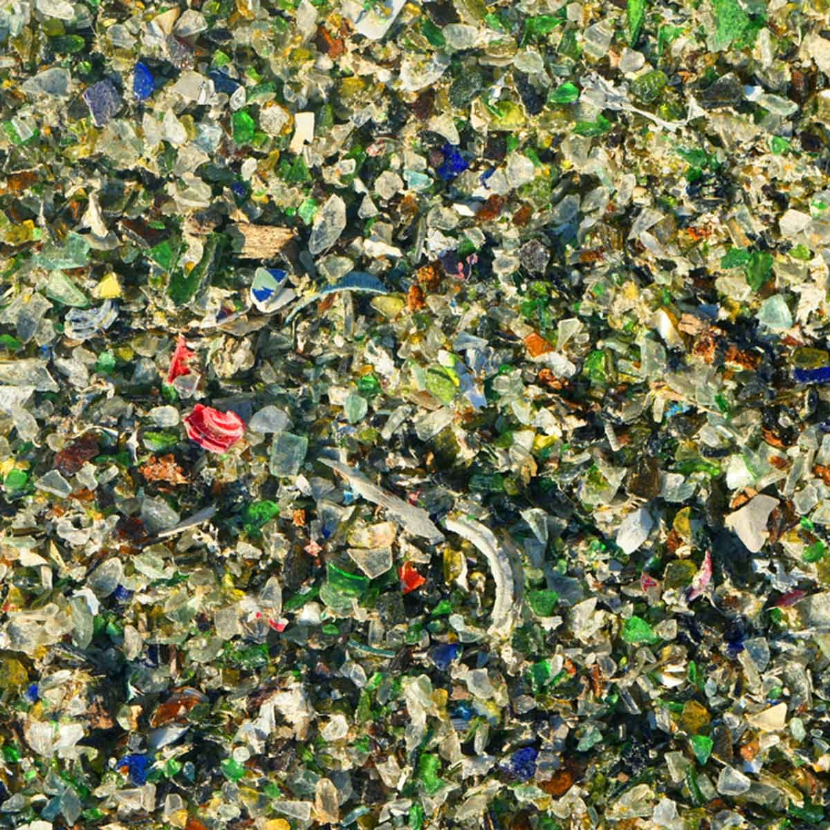 Recycled Glass: Cons