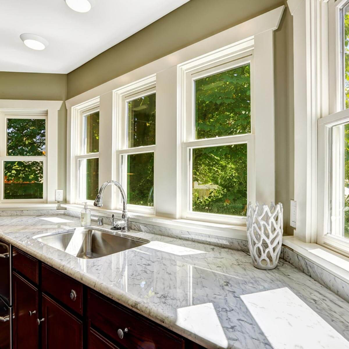 Marble Durable Countertops