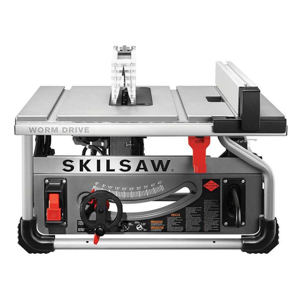 Skilsaw Worm-Drive Table Saw