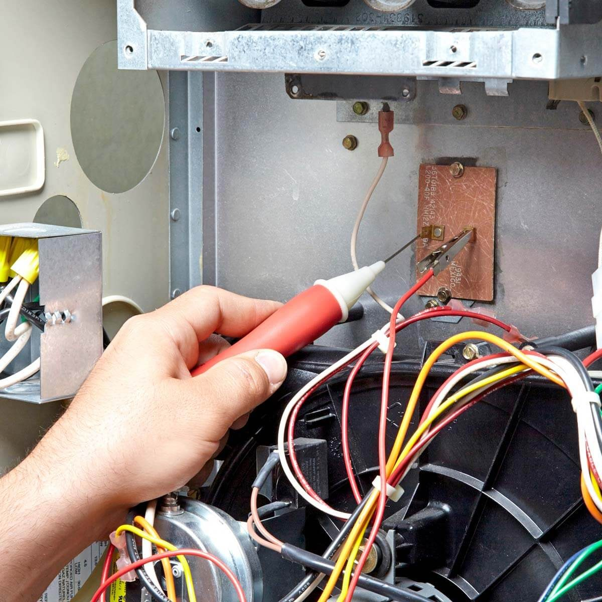 Test the High-limit Switch