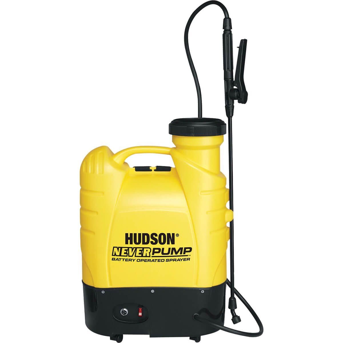 H.D. Hudson NeverPump Bak-Pak Sprayer