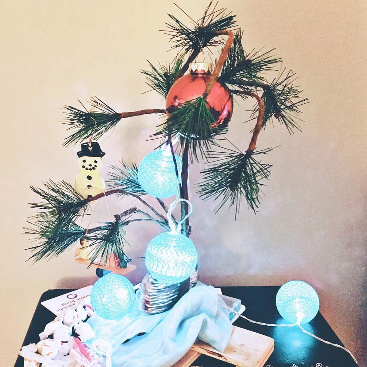 Outsized Ornaments