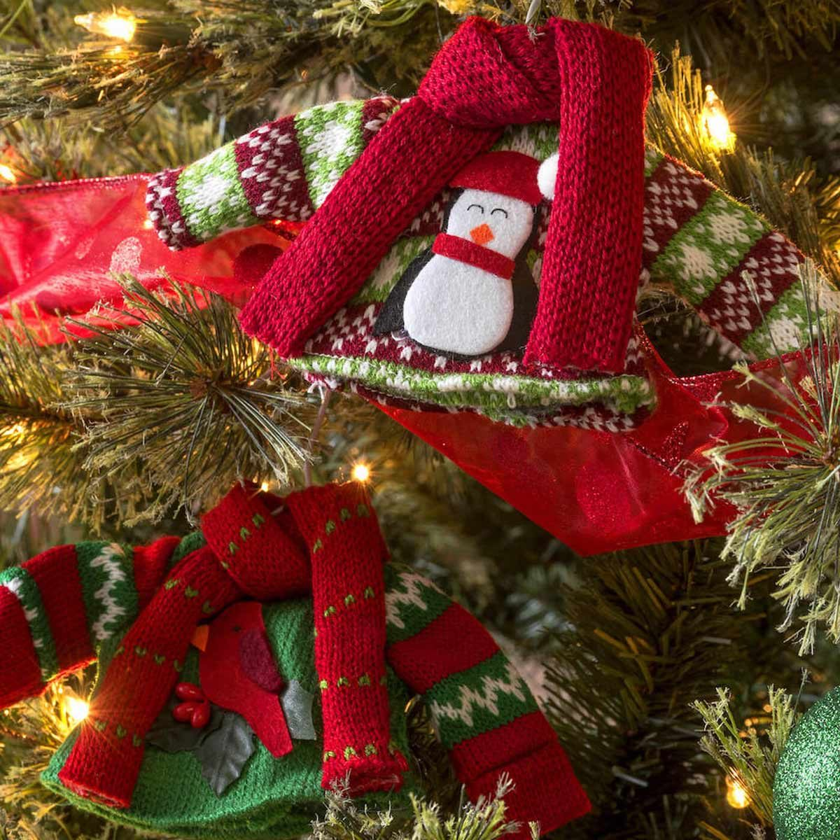 Simple Christmas Tree Decorations: Ugly Christmas Sweater
