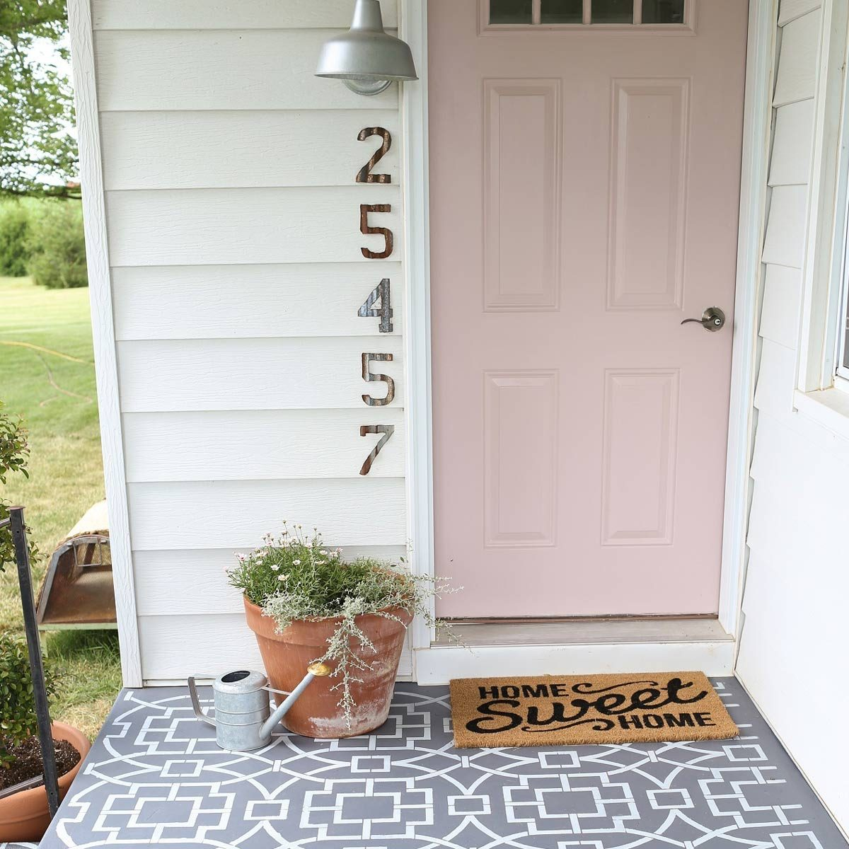 Porch Floor