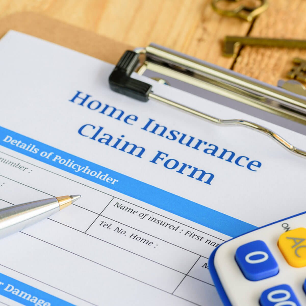 Locate Your Property Insurance Documents
