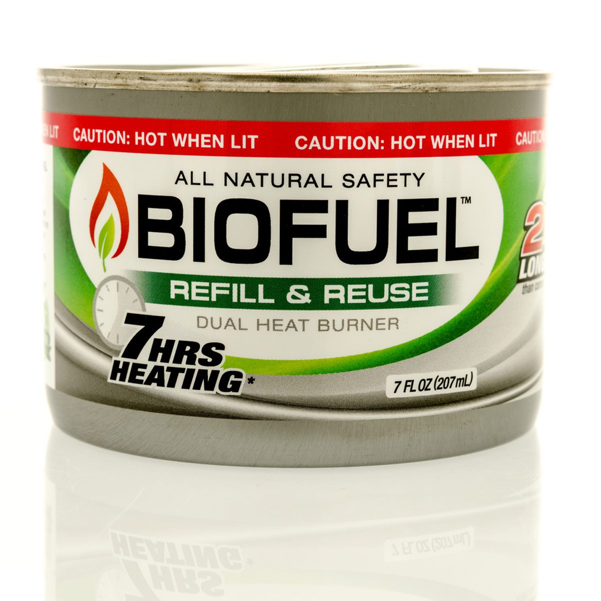 Cans of Biofuel