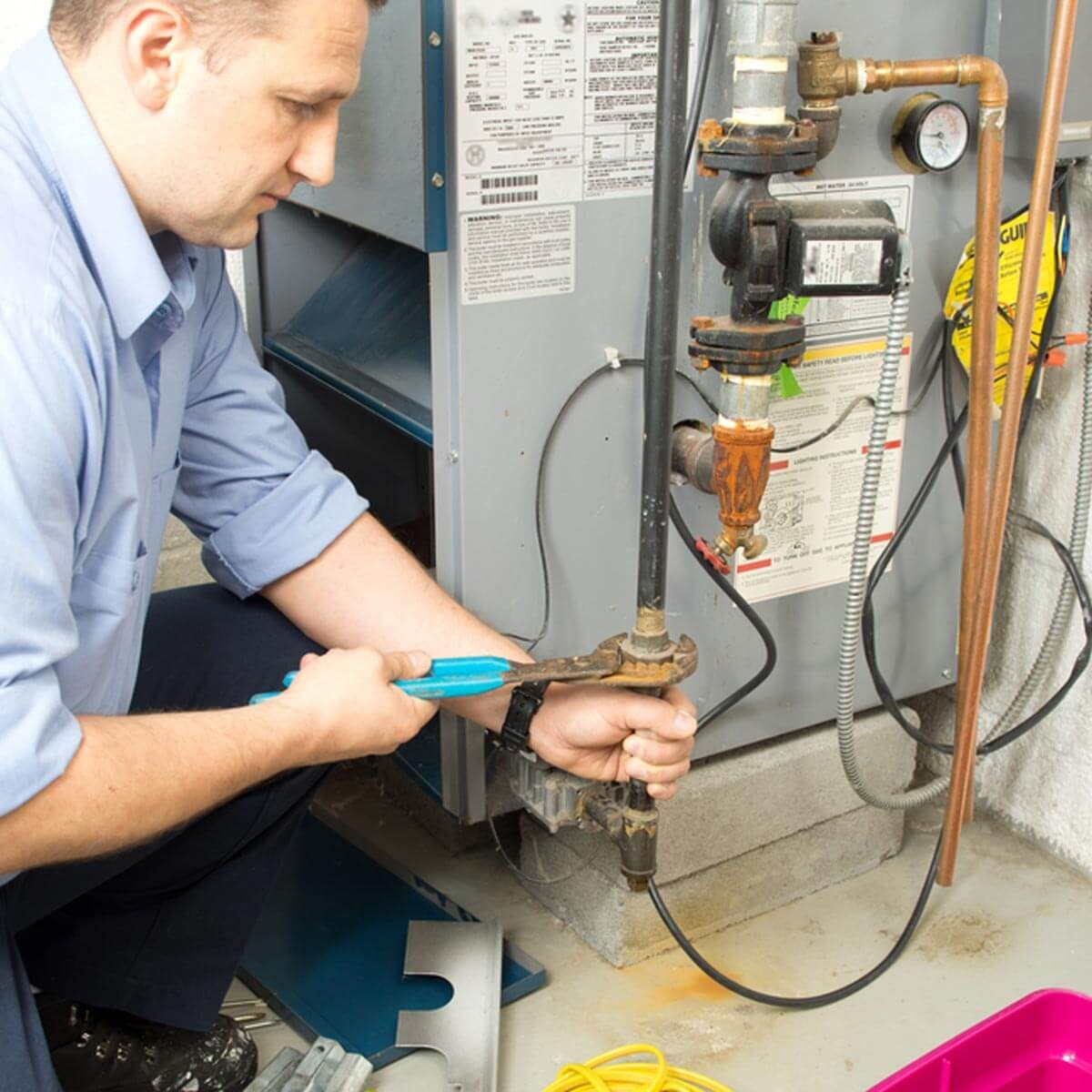 Make Sure Your Heating System is Ready