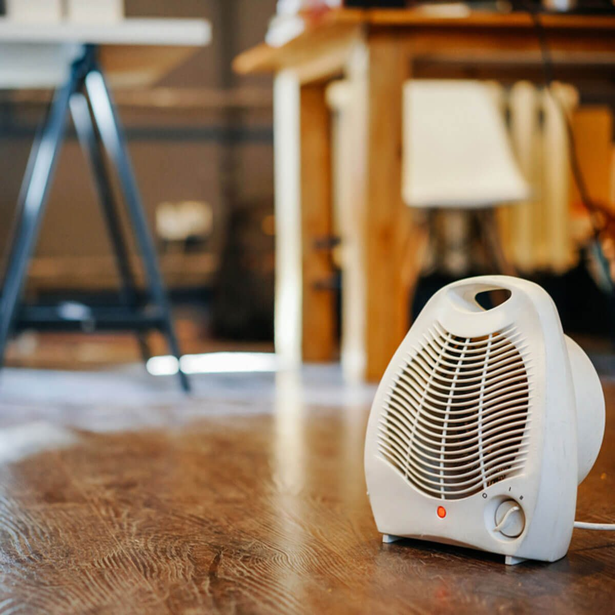 Use Space Heaters Safely