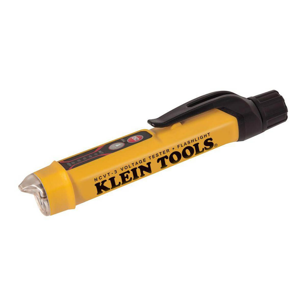 Klein Non-Contact Voltage Tester with Flashlight