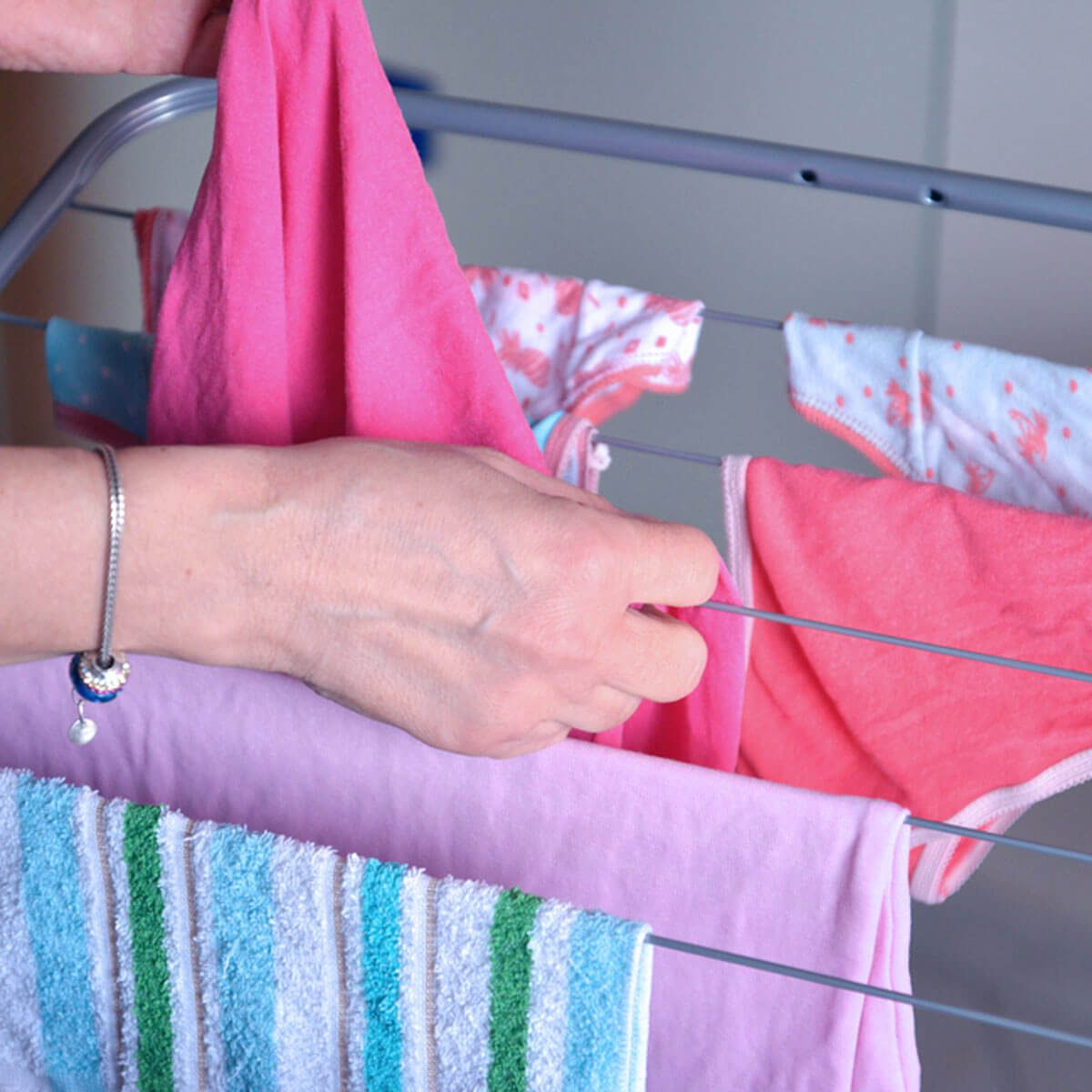 Use a Drying Rack