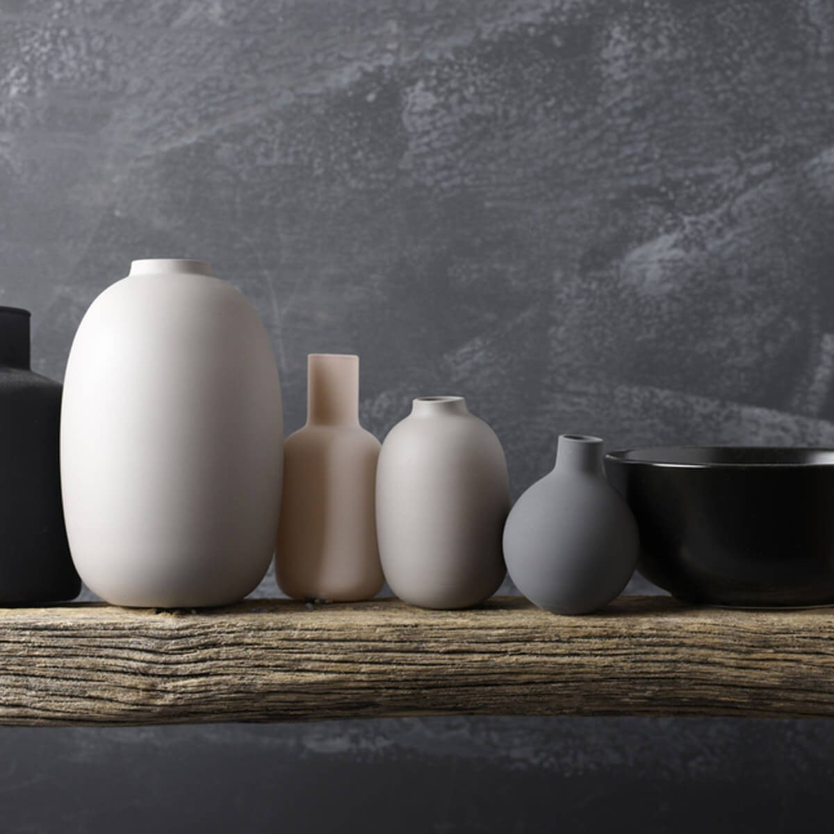 Decorate with Bowls and Vases