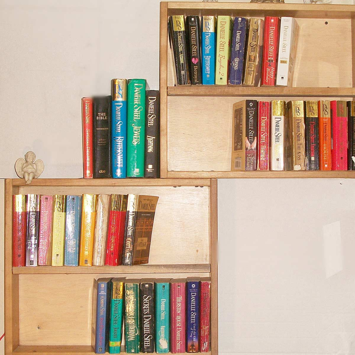 Drawer Bookshelf