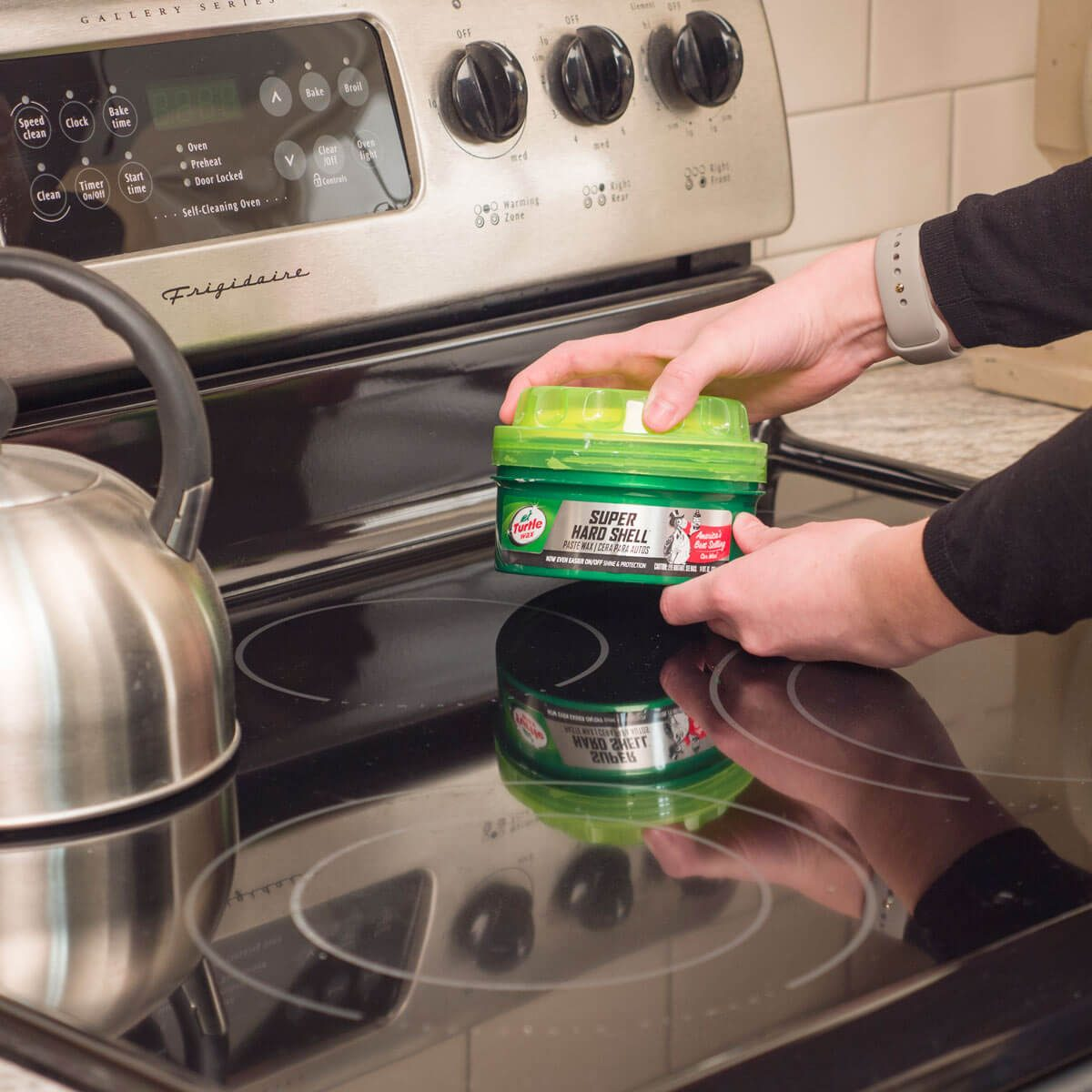 Use Car Wax in Your Kitchen