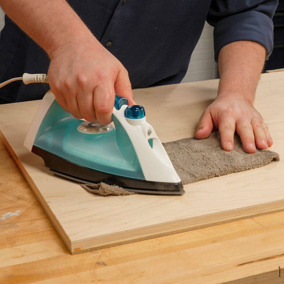 How to Get Dents Out of Wood