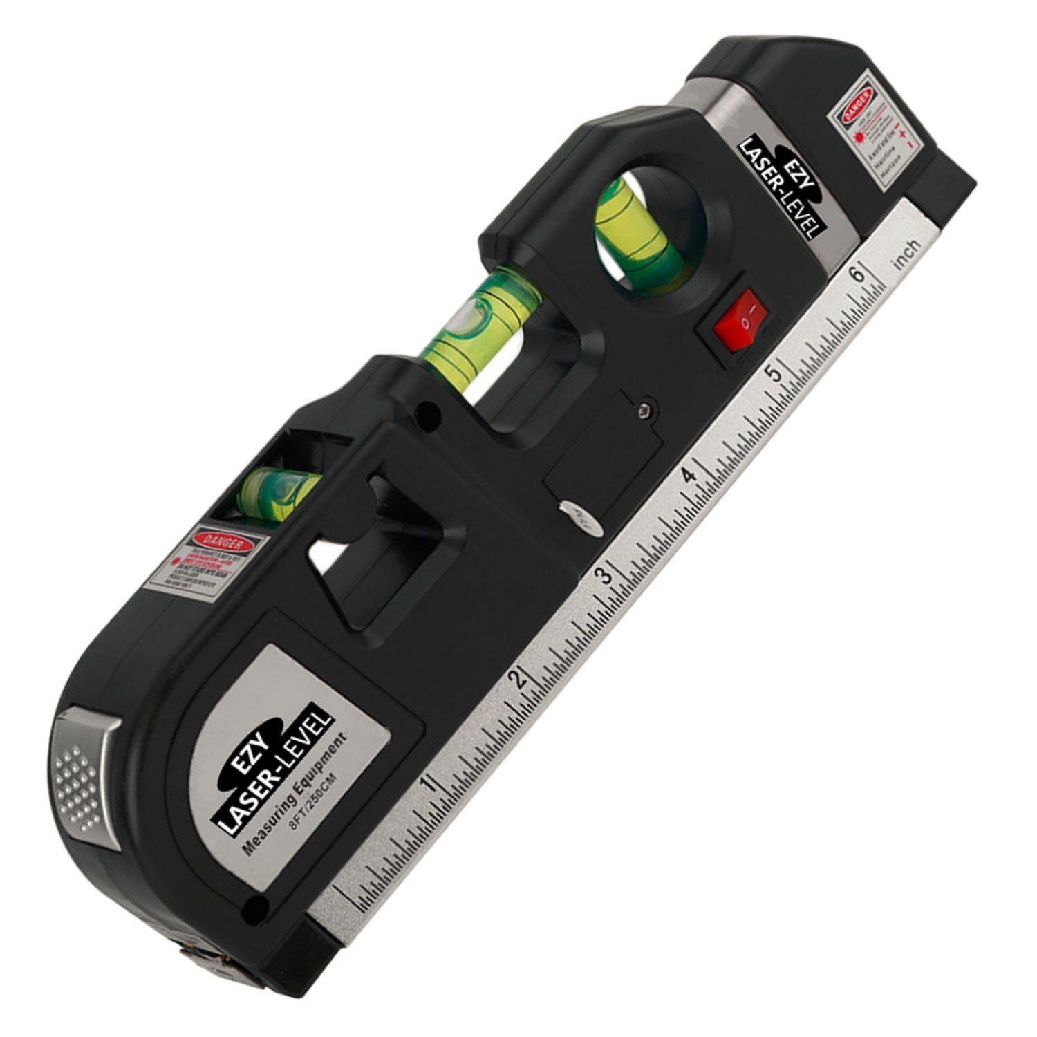 Laser Level Measurement Tool