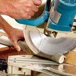 Miters on Tree Branches