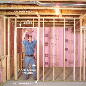 How to Finish, Frame, and Insulate a Basement