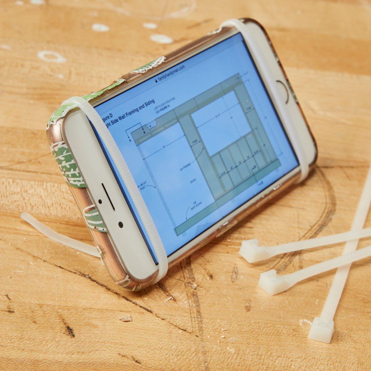 Make a Smartphone Stand
