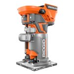 Stuff We Love: Ridgid 18-Volt Cordless Brushless Compact Router
