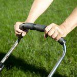Pipe Insulation Hack: Mow in Comfort